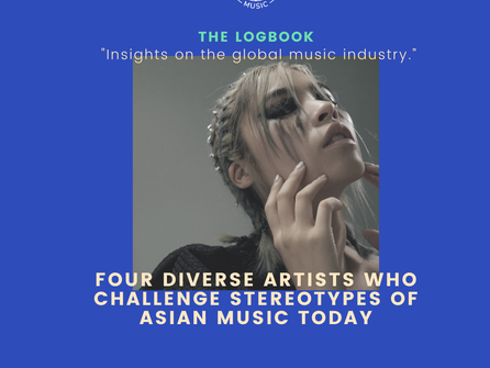 Four Diverse Artists Who Challenge Stereotypes of Asian Music Today