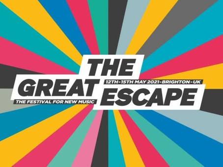 INTERVIEW : Adam Ryan, Head of Music, The Great Escape Festival (Brighton,UK)