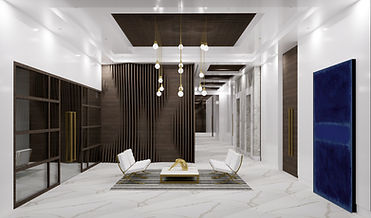 RLC Architects, Interior, office, lobby, modern, Alex De Angelis