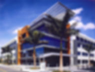 RLC Architects, retail, commercial, office, buildig, modern, florida, south, 1800 miltary