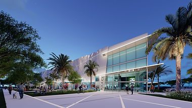 RLC Architects, retail, commercial, office, buildig, modern, florida, south, boca ice