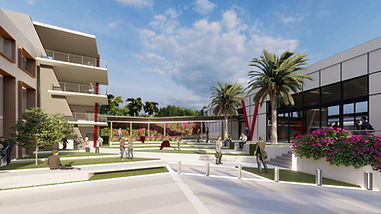 RLC Architects, retail, commercial, office, buildig, modern, florida, south, brightline