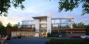 RLC Architects, retail, commercial, office, buildig, modern, florida, south, mdisons ny