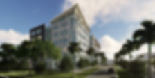 RLC Architects, retail, commercial, office, buildig, modern, florida, south, the landing