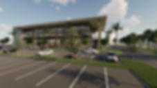 RLC Architects, retail, commercial, office, buildig, modern, florida, south, boca showroom