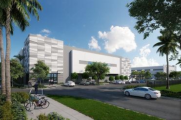 RLC Architects, warehouse, industrial, modern, Alex De Angelis