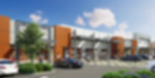 RLC Architects, retail, commercial, office, buildig, modern, florida, south, district 79
