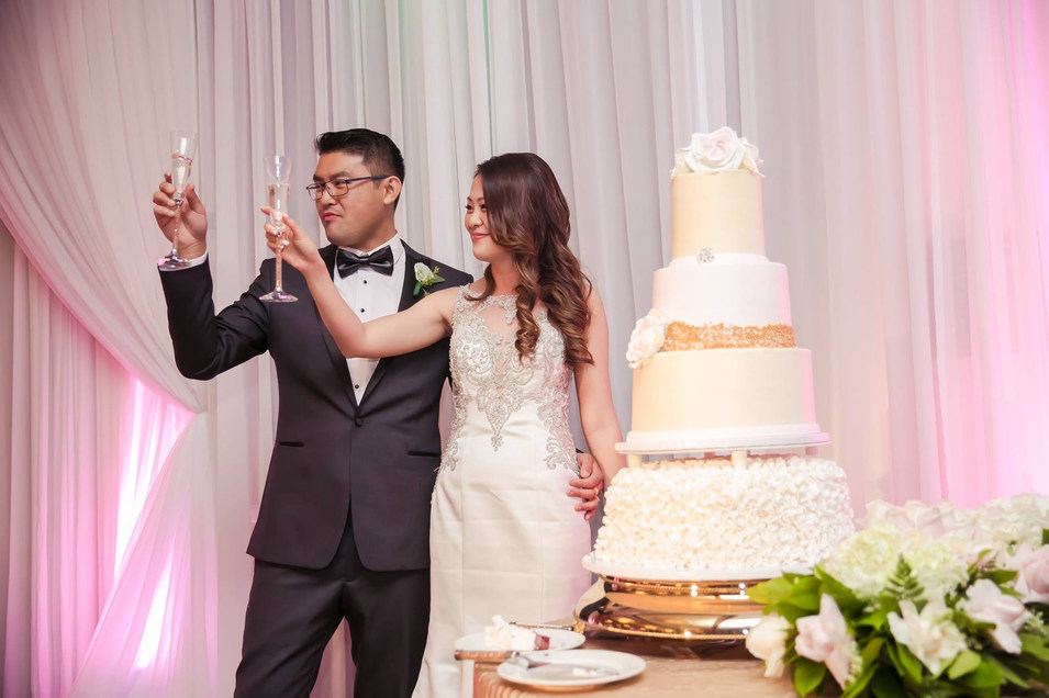 Doubletree Rosemead Wedding