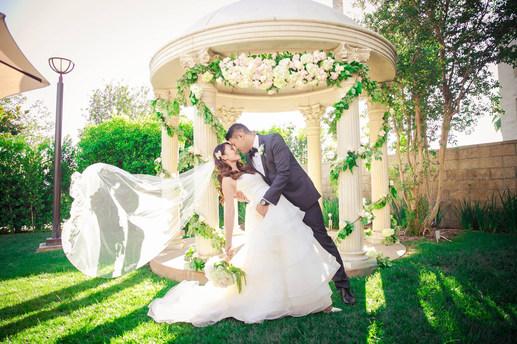 Doubletree Rosemead Wedding