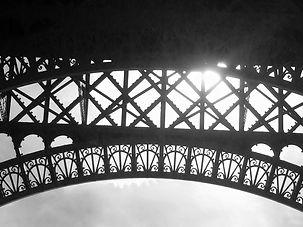 Eiffel Tower Close up Photograph