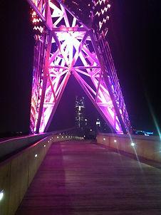 Skydance Bridge Photograph