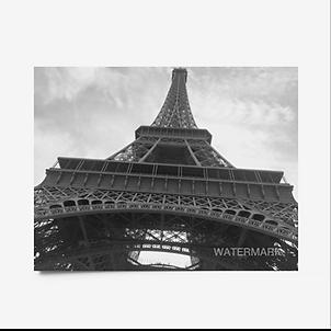 Eiffel Tower Ascending View Photograph