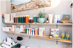 Non-toxic effective skin care.