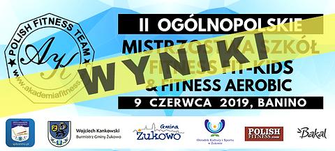 WYNIKI BANINO 9.06.2019 II mistrzostwa s