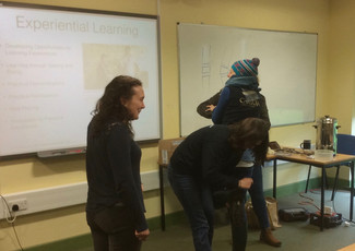 Duchy College - 'Farriery for the Equine Journey' and 'Community Development Projects Fo