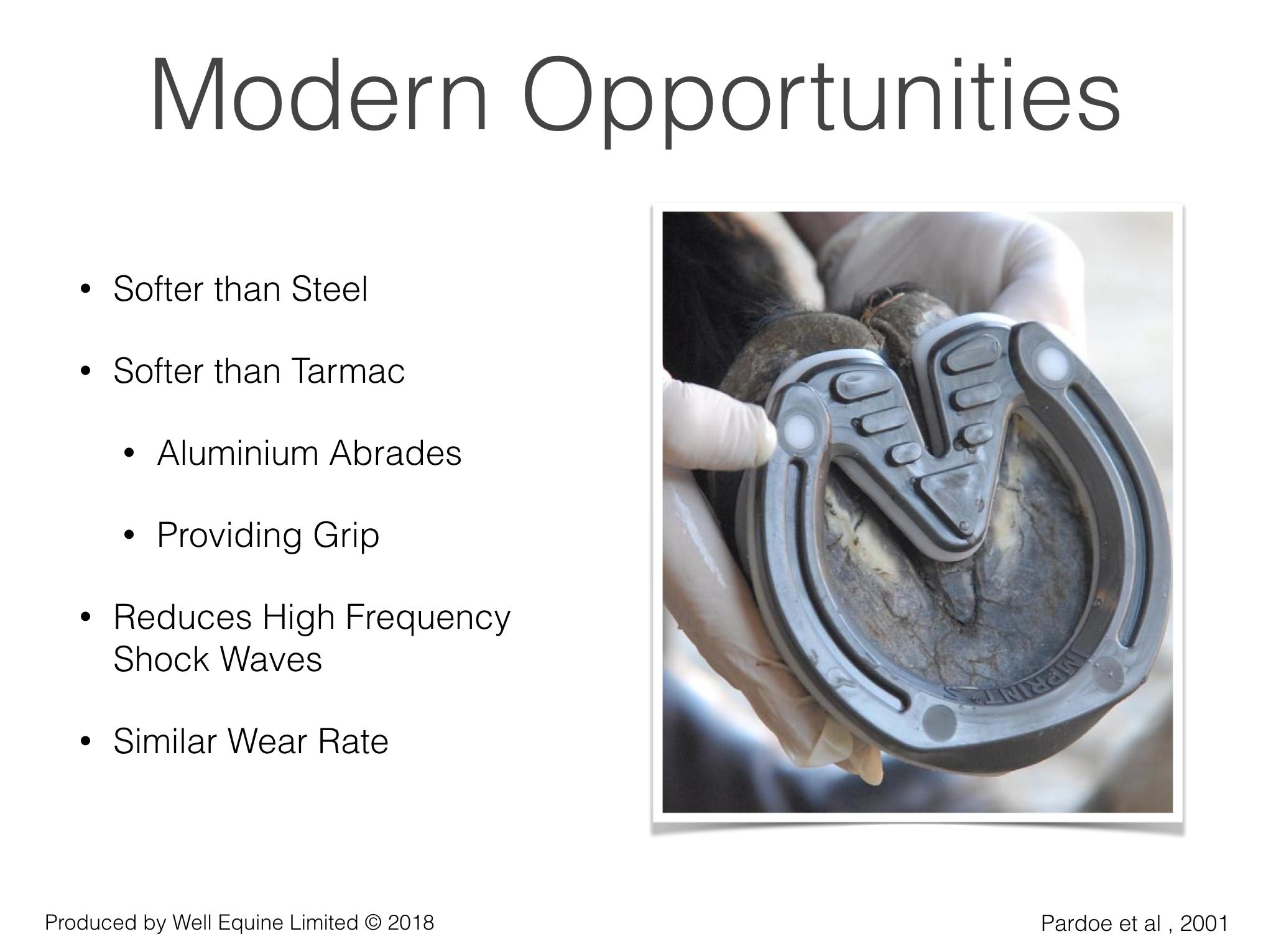 Modern Opportunities