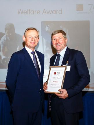 British Horse Society Welfare Award 2017