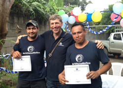 Farriery Training WHW Project Nicaragua