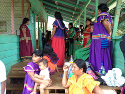 Indigenous Communities WHW Project Costa Rica
