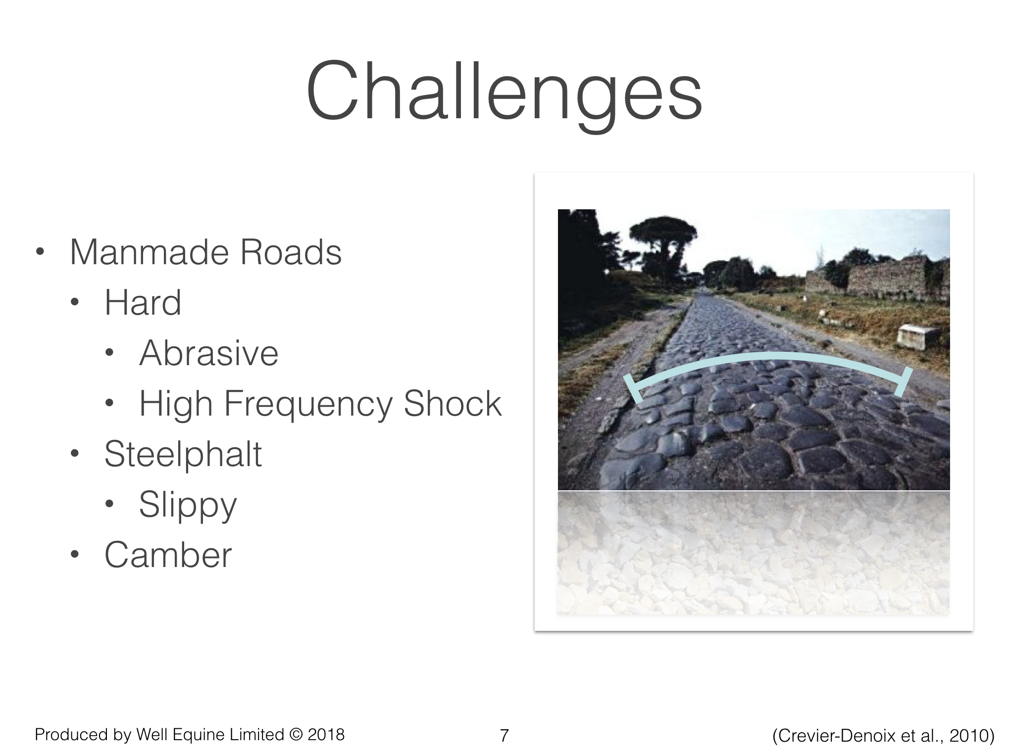 Road Safety - Challenges