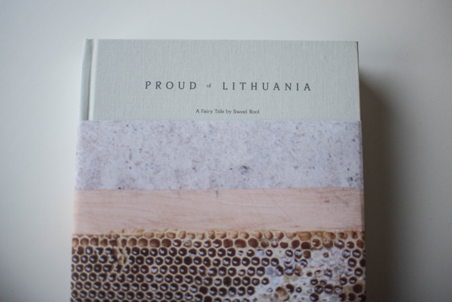 KNYGA Proud of Lithuania / A Fairy Tale by Sweet Root
