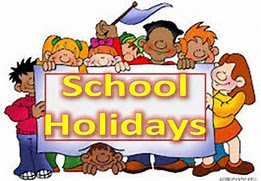 2017-2018 Holiday Schedule