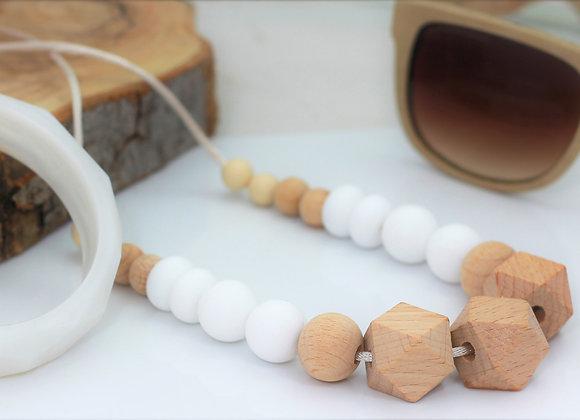 Ebony & Ivory Wood Collection