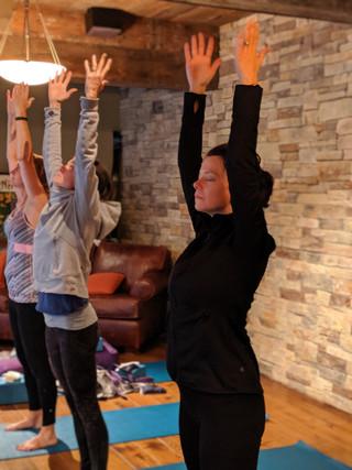 Rejuvenating yoga