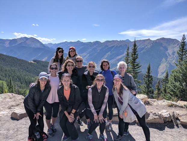 Fabulous 2019 Retreat group!