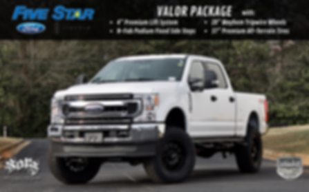 Five Star Ford F-250 Site Valor Card.png