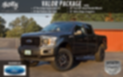 Krause Family Ford F-150 Valor Sales Fly