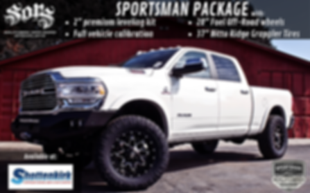 Shottenkirk Ram 2500 Anthem Sales Flyer.