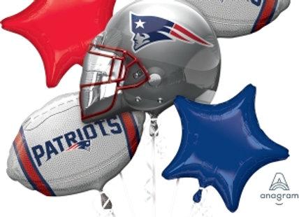 31403 - Patriots Bouquet