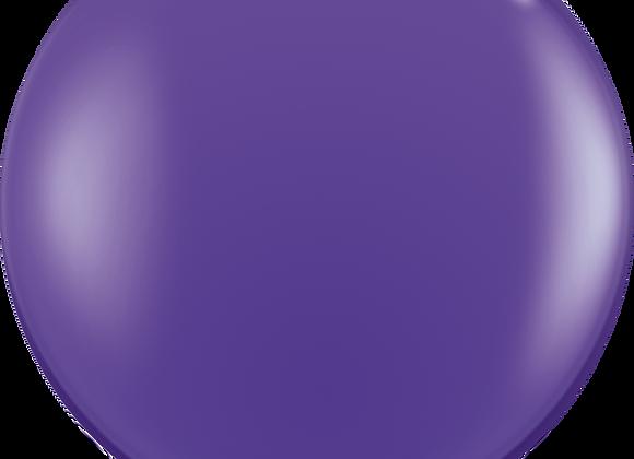 3' QLTX Purple Violet 2ct