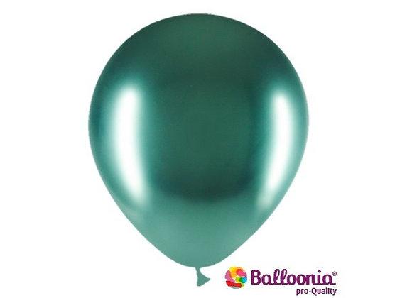 "12"" Balloonia Brilliant Green 50ct"