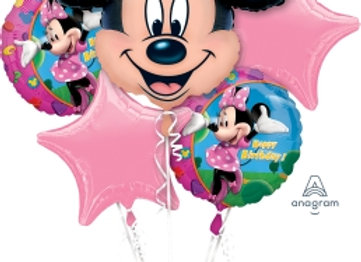 18796 - Minnie Mouse Birthday Bouquet