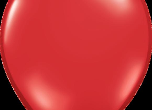 "5"" QLTX Ruby Red 100ct"