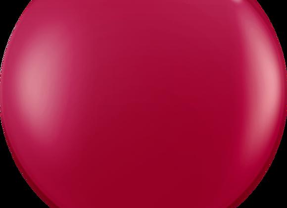 3' QLTX Sparkling Burgundy 2ct