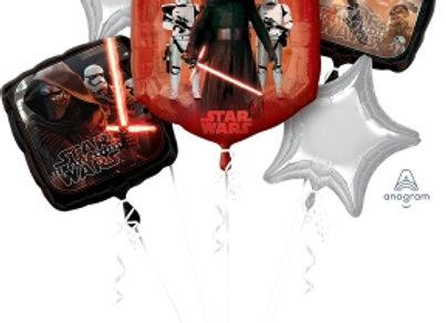 31625 - Star Wars The Force Awakens Birthday Bouquet