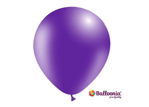 "12"" Balloonia Purple 50ct"