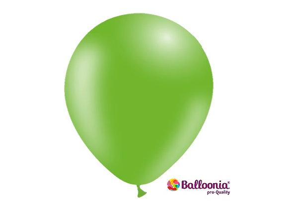 "12"" Balloonia Apple Green 50ct"