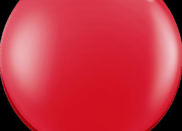 3' QLTX Ruby Red 2ct