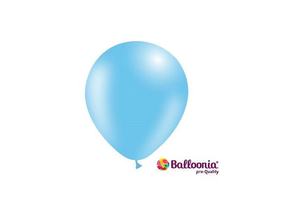 "5"" Balloonia Sky Blue 100ct"