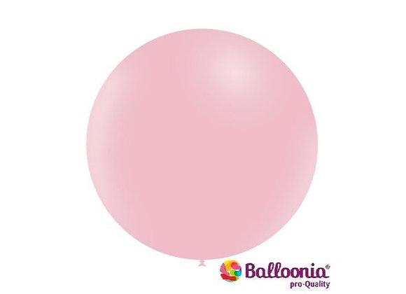 2ft Balloonia Matte Pink 5ct