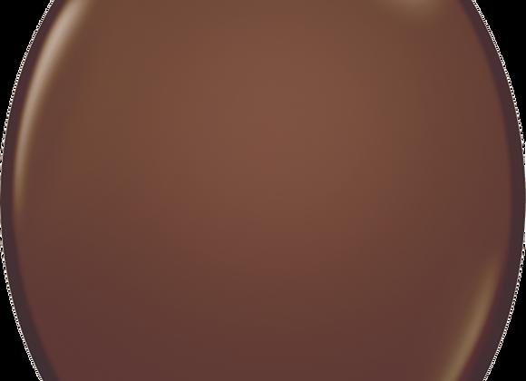 "12"" QLTX Link Chocolate Brown 50ct"