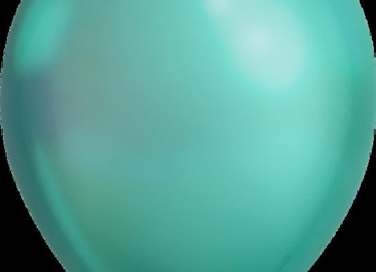 """11"""" QLTX Chrome Green 25ct"""
