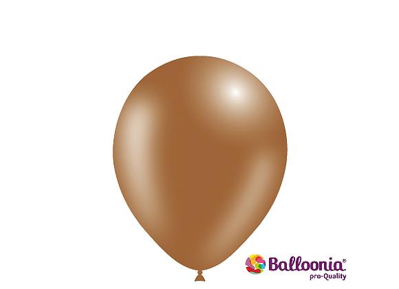 "12"" Balloonia Brown 50ct"