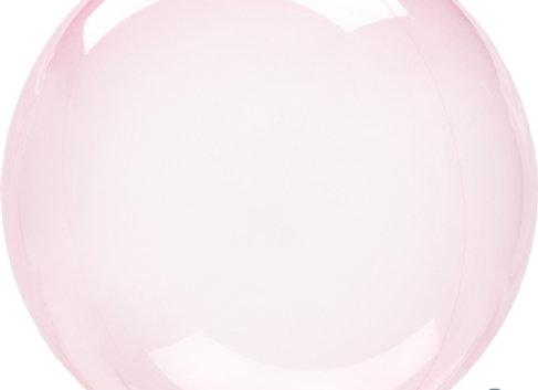 "82985 - 10"" Crystal Clearz Petite Dk Pink"