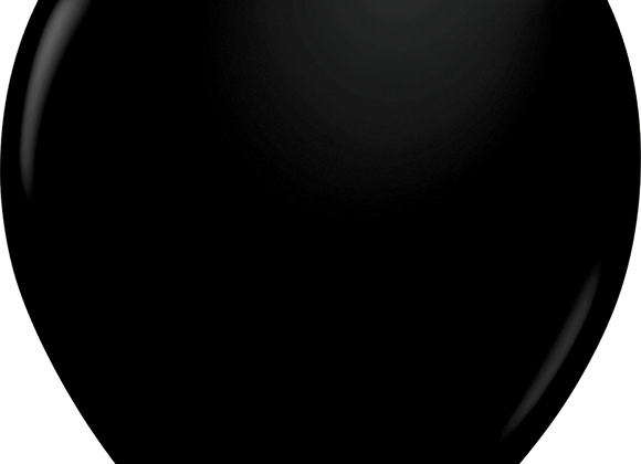 "11"" QLTX Onyx Black 100ct"