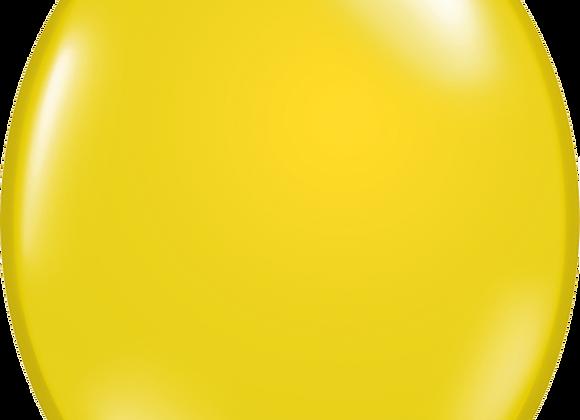 "12"" QLTX Link Cirtine Yellow 50ct"